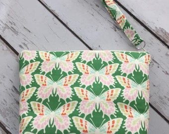 Extra Large Project Bag, zipper bag, cosmetics, yarn, storage ready to ship