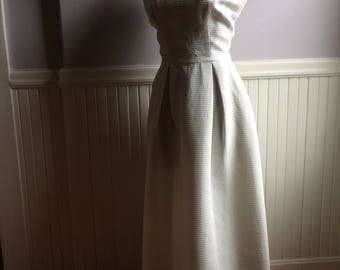 Women's Vintage Clothing / Harry Keiser Gown /Alternative Wedding Dress / Vintage Harry Keiser Gown