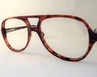 Glasses Frames With Thick Arms : Shell frame Etsy