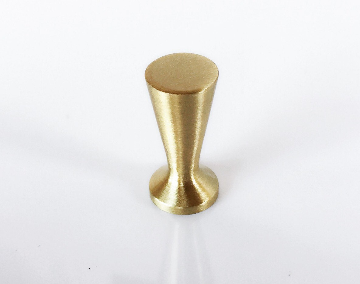 satin brass cabinet knob mccobb cabinet knob drawer pull