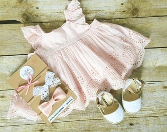 Pretty Petals Bow Set