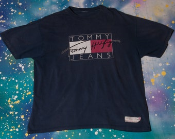 TOMMY Hilfiger JEANS Men's Shirt Size XXL