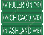 Custom Street Signs for askelton22