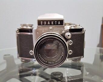 Exakta IHAGEE DRESDEN vx IIa Camera - 1961 German