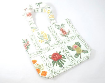 Small Project Bag - Oz Flower