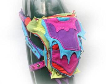 Abracadabra colorful Hip Belt