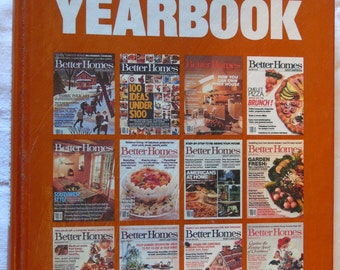 Better Homes and Gardens 1985 Best Recipes Yearbook