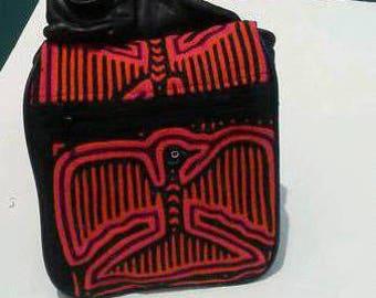 Cross Shoulder Bag (Genuine Leather)
