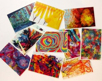 Choose 10+ Painting Postcards by Artist