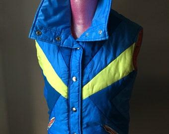 Vintage Ski Vest by Skitique
