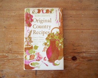 Vintage Recipe Book - Original Country Recipes