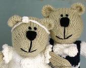 Bride Bear & Groom Bear