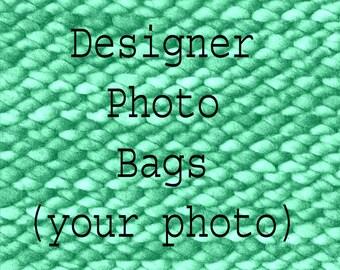 Designer Photo bags