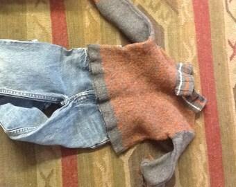 Vintage Quincy Children's Wool Sweater