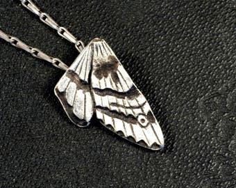 Pendant, butterflywing, wing, butterfly, fairy, 925 silver