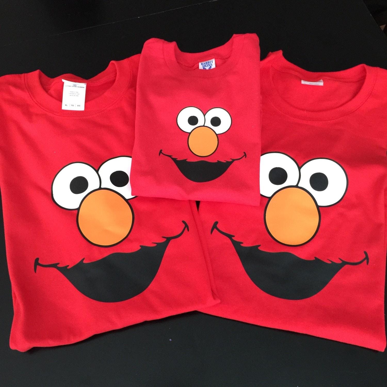Adult Elmo Shirts 67