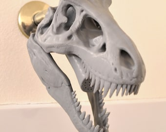 3D Printed Dinosaur Shower Head