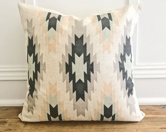 Aztec Pillow Cover (Design 5)