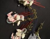 Custom Order for Britt Star Wars Boutonniere Set for Wedding Unique