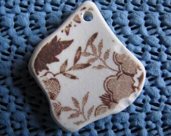 Sea Glass  Beach Glass truly one of a kind Ceramic.