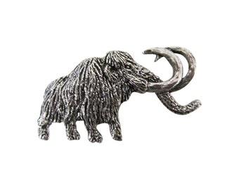 Premium Wooly Mammoth ~ Lapel Pin/Brooch ~ A200PR,AC200PR,AP200PR
