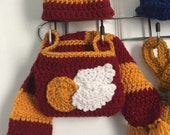Newborn Harry Potter Outfit
