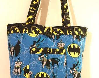 Batman Designer Tote