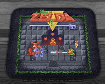 Zelda of Legend Mousepad
