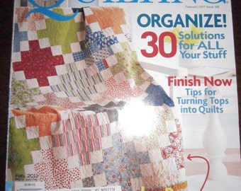 Magic Quilts Patchwork 2004 From Thefabricasylum On