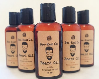 Beard Oil with Frankincense