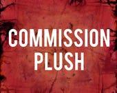 Commission Plush  (for Teresa)