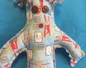Pilot Dammit Doll, Flying, Airport, Pilots, Gift for Pilots, Flying Solo, Helicopters, Cessna, Piper, Grass Strip, Zenaire