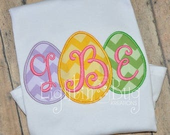 Personalized Easter Egg Shirt