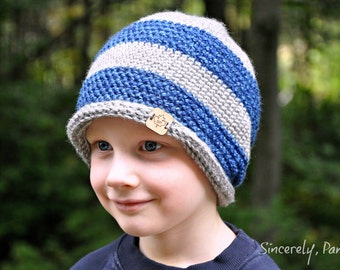 Michelle Beanie Crochet Pattern pdf
