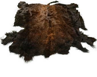 Buffalo Robe Etsy