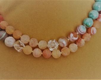 Sun, Sand and Sea Necklace