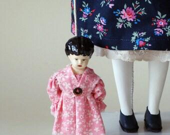 "Art doll , antique doll replica ""Magda"""