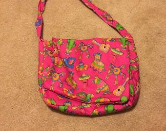 Fiesta Messenger Bag