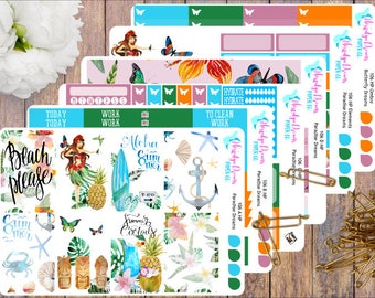 Paradise Dreams for Happy Planner