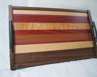 Exotic Wood Trays