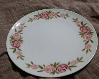 On Sale Noritake Cookin Serve China Roseate 8.25 inch Luncheon Plate Replacement China