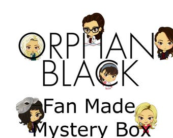 Orphan Black Fan Made Mystery Box