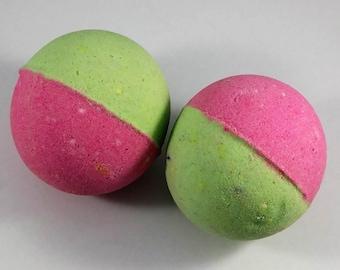 Pear Glace Surprise Inside Bath Bomb