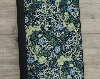 iPad - iPad Air - iPad Mini - Case - William Morris - Seaweed Design - Floral