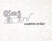 Handmadeblush sequin leather ballet flat slipper shoes custom made