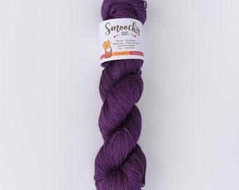 SMOOCHY SILKS - Dusky Purple