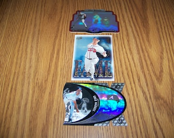 3 Greg Maddux (Atlants Braves) Cards