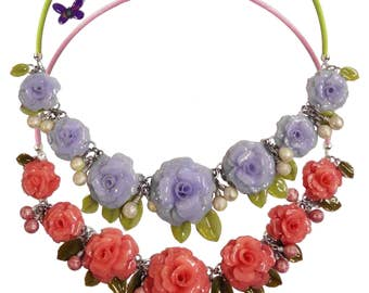 Collane rose