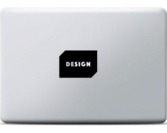 DeSign MacBook Sticker, MacBook Pro / MacBook Air