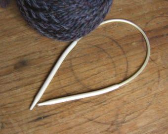 Pearls 16 inch Circular Knitting Needles